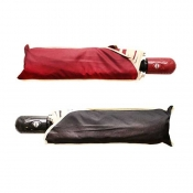 Buy Buy 1 Take 1 Automatic Foldable Umbrella Set 10 (Maroon/Black) online at Shopcentral Philippines.