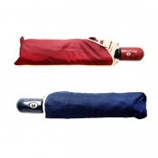 Buy Buy 1 Take 1 Automatic Foldable Umbrella Set 3 (Maroon/Navy Blue) online at Shopcentral Philippines.