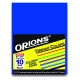 ORIONS Vibrant Colored Bond Paper