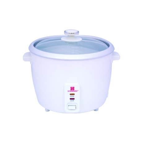 Buy Standard Rice Cooker SRG-2.2L online at Shopcentral Philippines.