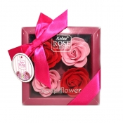 Buy Soap Flower Gift Box - Dark Pink online at Shopcentral Philippines.