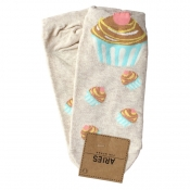 Buy Cup Cake  Design Low - Cut Socks Design 1 online at Shopcentral Philippines.