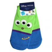 Buy Monsters University Little Green Men Low-Cut Socks  online at Shopcentral Philippines.