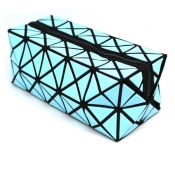 Buy Tile-Themed Pouch - Blue online at Shopcentral Philippines.