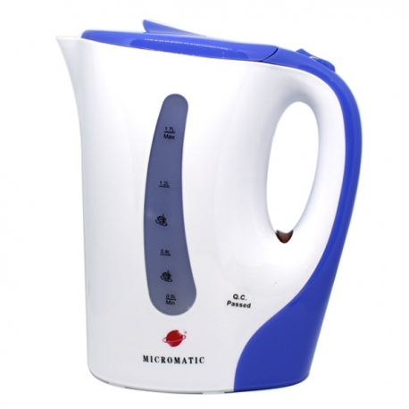 Buy Micromatic Electric Kettle online at Shopcentral Philippines.