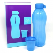 Buy Tupperware  Eco Bottle  - Blue Surf   online at Shopcentral Philippines.