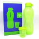 Tupperware Eco Bottle - Lime Aid