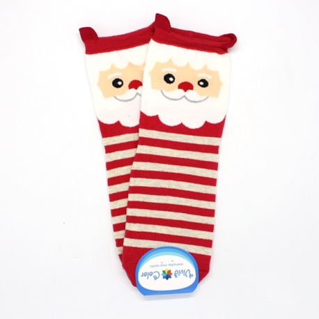 Buy Christmas Themed High Socks - Theme 7 online at Shopcentral Philippines.