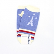 Buy Eiffel Tower Low-Cut  Socks  3 online at Shopcentral Philippines.