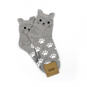 Buy Cat Themed Hi-Socks 2 online at Shopcentral Philippines.
