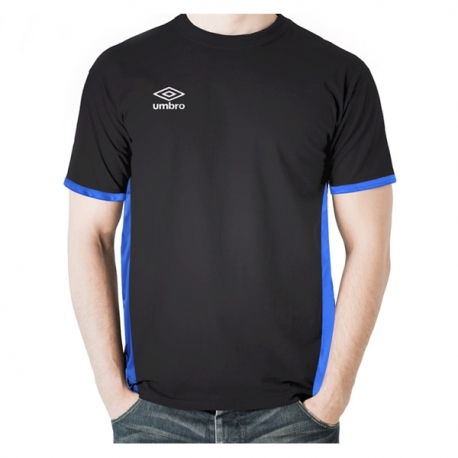 Buy Umbro Daunte Tee - BLK/T.BLU online at Shopcentral Philippines.