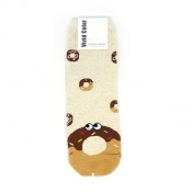 Buy Donut Themed Hi-Cut Socks online at Shopcentral Philippines.