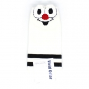 Buy  Big Eyes Design Low-Cut Socks 1 online at Shopcentral Philippines.