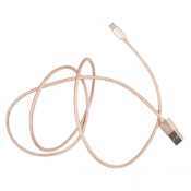 Buy LeBlanc Lighting Cable for Apple Champagne Gold online at Shopcentral Philippines.