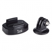 Buy Pacific Gears Tripod Mount + Quick Release Mount Duo Pack online at Shopcentral Philippines.