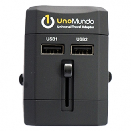 Buy Unomundo Universal Travel Adapter online at Shopcentral Philippines.