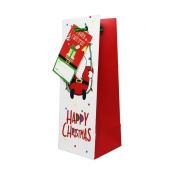 """Buy CHRISTMAS GIFT BAG   4 ½"""" x 15"""" - Design 2 online at Shopcentral Philippines."""