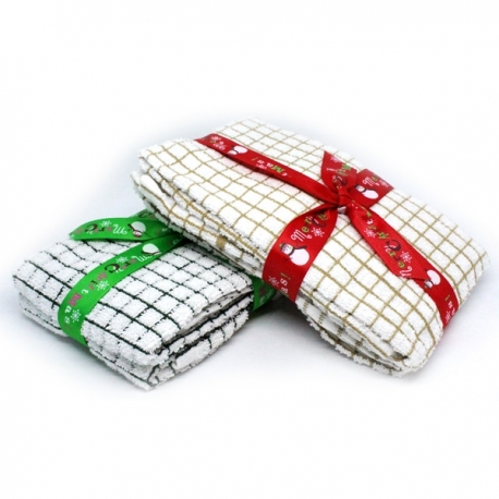 2 Pc Kitchen Towel Gift Set For Php129 00 Available On Shopcentral