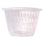 Buy Clear Round Laundry Basket 30 Liters online at Shopcentral Philippines.