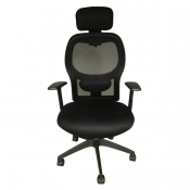 Buy Office High Back Chairs C6043H-P online at Shopcentral Philippines.