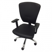 Buy Office Mid Back Chair M246 online at Shopcentral Philippines.