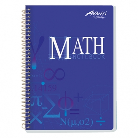 Buy Avanti Math Subject Notebook online at Shopcentral Philippines.