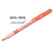 Buy S513/S515 PENTEL FLUORESCENT MARKER online at Shopcentral Philippines.