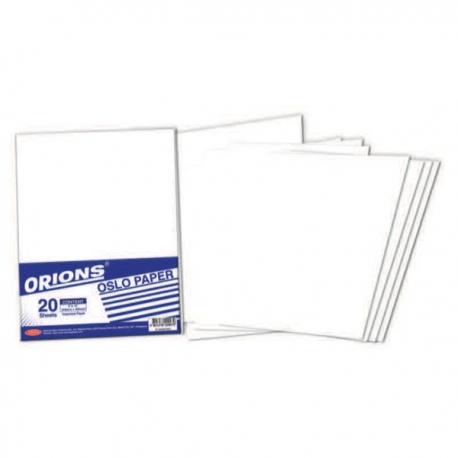 Buy Oslo Paper online at Shopcentral Philippines.