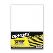 Buy ORIONS Short Bond Paper 80 gsm 50s online at Shopcentral Philippines.