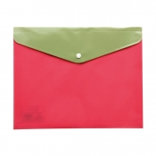 Buy Poche Basics Dual Color Button Envelope A4 online at Shopcentral Philippines.