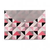 Buy Poche Basics Triangle Prism Button Envelope A4 (2c) online at Shopcentral Philippines.
