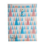 Buy Poche Basics Prism Expandable Envelope A4 with Tie online at Shopcentral Philippines.