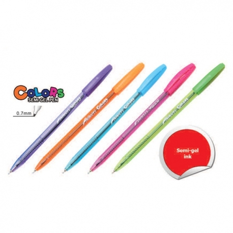 Buy Avanti Colors Semi Gel Pen online at Shopcentral Philippines.