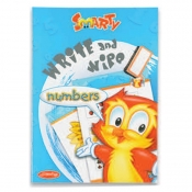 Buy Sterling Smarty Write & Wipe Activity Book- Numbers online at Shopcentral Philippines.