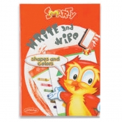 Buy Sterling Smarty Write & Wipe Activity Book- Shapes and Colors online at Shopcentral Philippines.