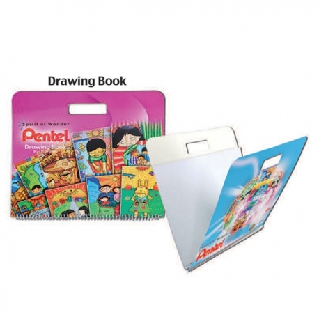 Buy Pentel Drawing Book online at Shopcentral Philippines.