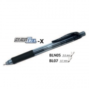 Buy Pentel Energel - X BLN05 Gel Roller Pens online at Shopcentral Philippines.