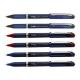 Pentel EnerGel BLN25 Gel Roller Pens 6's