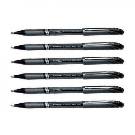 Buy Pentel Energel BL27 Gel Roller Pens 6's online at Shopcentral Philippines.