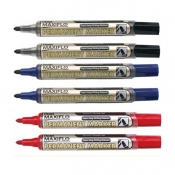 Buy Pentel Maxiflo Permanent Marker 6's online at Shopcentral Philippines.