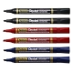 Pentel N860 Permanent Marker 6's