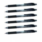 Buy Pentel Energel - X BLN05 Gel Roller Pens 6's online at Shopcentral Philippines.