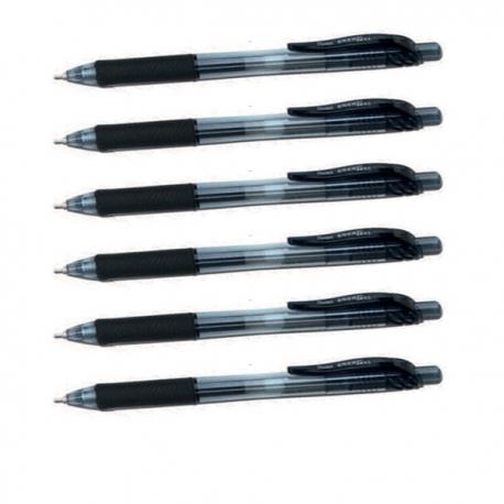 Buy Pentel Energel - X BLN05 Gel Roller Pens 6's online at Shopcentral Philippines.