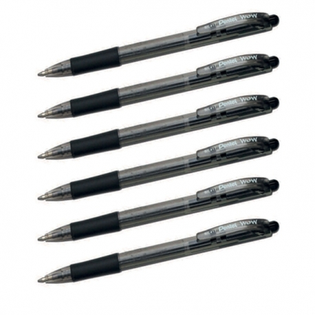 Buy Pentel Wow BK417 Ball Point/ Highligter 6's online at Shopcentral Philippines.