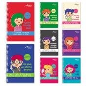 Buy Avanti Millennial Vibes Premium Spiral Notebook online at Shopcentral Philippines.