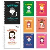 Buy Avanti Banat Hacks Premium Spiral Notebook online at Shopcentral Philippines.