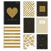 Buy Sterling Notebook Gold Series Spiral Notebook 685 online at Shopcentral Philippines.