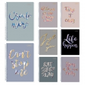 Buy Sterling Notebook Something Chic Spiral Notebook 685 online at Shopcentral Philippines.