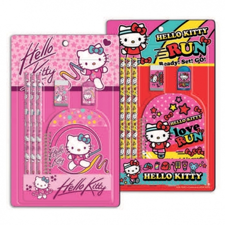 Buy Hello Kitty Stationery 6's Design 1 online at Shopcentral Philippines.