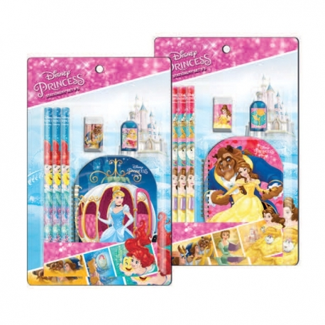 Buy Disney Princess Stationery 6's online at Shopcentral Philippines.